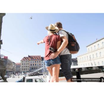Erlebnisgutschein Städtetrip für 2  149,90 € (1 von 4)
