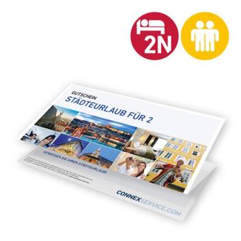 """Connex Hotelscheck """"Städteurlaub"""""""